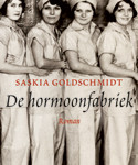 Saskia Goldschmidt De hormoonfabriek (mini boekomslag)