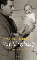 Saskia Goldschmidt - Verplicht gelukkig (mini boekomslag)