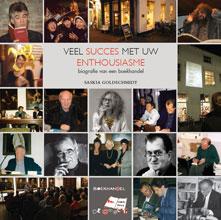 Boekomslag van het boek: Veel succes met uw enthousiasme - geschreven door Saskia Goldschmidt