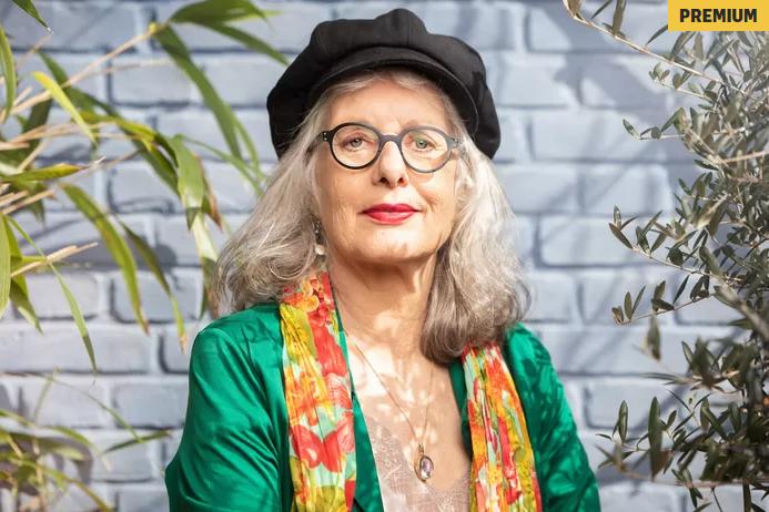 Saskia Goldschmidt. © Harmen de Jong