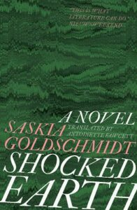 Shocked Earth - book cover